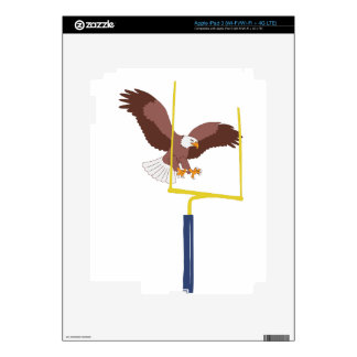 eagle goal post iPad 3 skin
