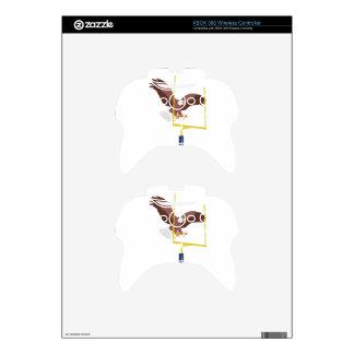 eagle goal post xbox 360 controller skin