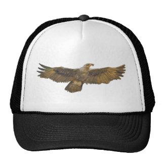 Eagle Golden Eagle Bald Eagle Mesh Hat