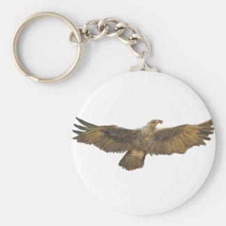 Eagle Golden Eagle Bald Eagle Keychain