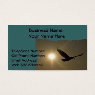 EAGLE & GOLDEN SUNLIGHT Business Cards