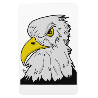 Eagle Graphic on magnet