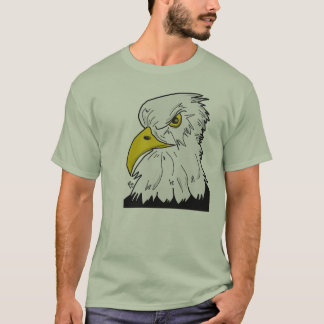 Eagle Graphic on T Shirt