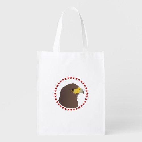 Eagle Grocery Bag