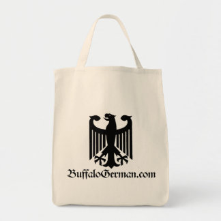 Eagle Grocery Tote Bags