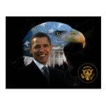 Eagle ha aterrizado… postal
