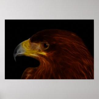 Eagle ha aterrizado póster