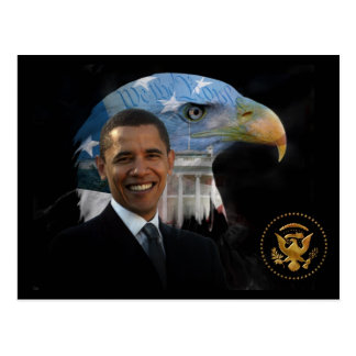 Eagle ha aterrizado… tarjeta postal