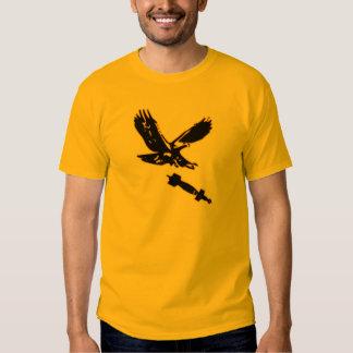 Eagle ha aterrizado uno polera