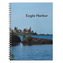 Eagle Harbor Lighthouse Notebook