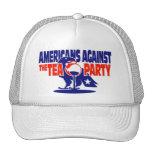 Eagle Hat on White