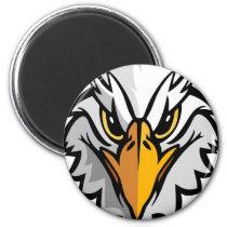 eagle head2 magnet