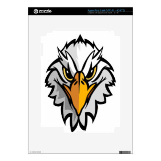 eagle head2 skin for iPad 3