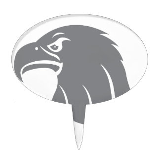 Eagle head cake toppers