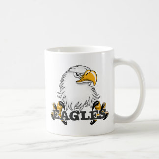 Eagle Head Claw Coffee Mug