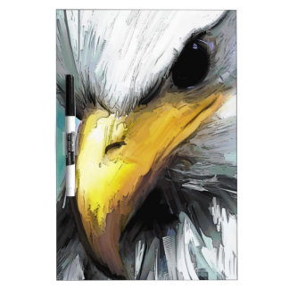 eagle head dry erase board