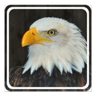 Eagle Head Invitations