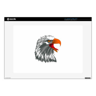 Eagle Head Laptop Decals