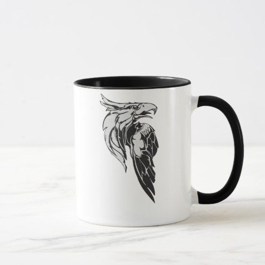 Eagle Head Mug