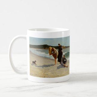 Eagle Head - Winslow Homer Coffee Mug