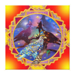 Eagle - Heavenly Wanderer № 10 Gallery Wrap Canvas