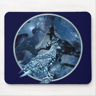 Eagle - Heavenly Wanderer № 1 Mouse Pad