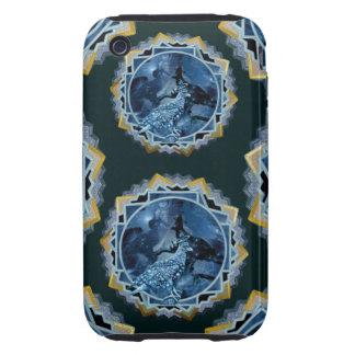 Eagle - Heavenly Wanderer № 2 iPhone 3 Tough Cases