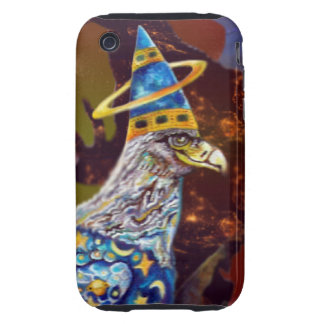 Eagle - Heavenly Wanderer № 31 iPhone 3 Tough Case