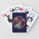 Eagle - Heavenly Wanderer № 31 Poker Cards