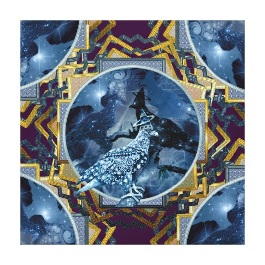 Eagle - Heavenly Wanderer № 43 Canvas Print
