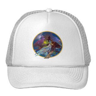 Eagle - Heavenly Wanderer Trucker Hat