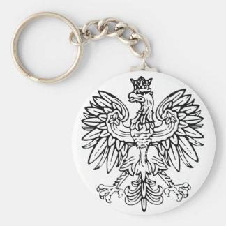 Eagle Heraldry Keychain