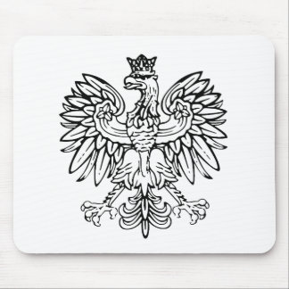 Eagle Heraldry Mouse Pad