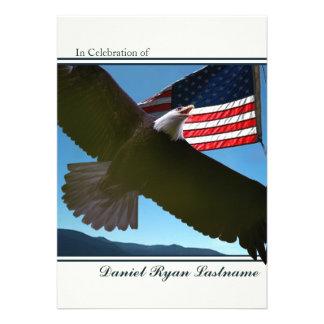 Eagle Honor Announcement