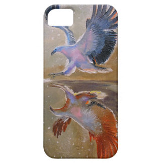 eagle hunting iPhone SE/5/5s case