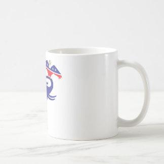 Eagle I and Elephant Coffee Mug