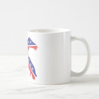 Eagle I and Pigs Coffee Mug