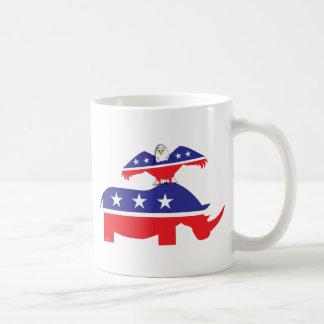 Eagle I and RINO Coffee Mug