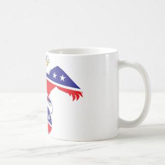 Eagle I and Teapot Coffee Mug