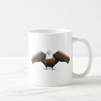 Eagle I large Coffee Mug