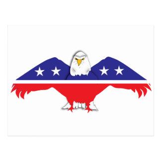 Eagle I Solo Postcard