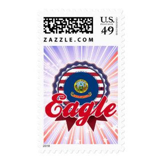 Eagle, ID Postage Stamp