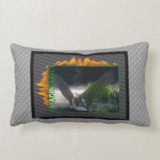 Eagle Imagination Inspirational American MoJo Pill Pillow