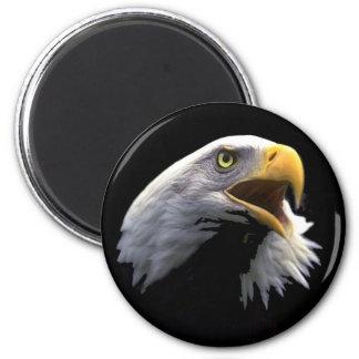 Eagle Imán Redondo 5 Cm