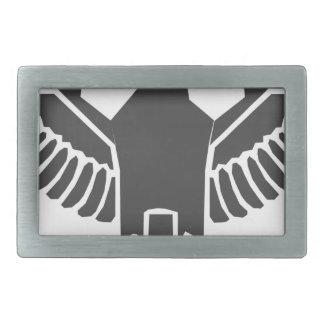 Eagle imperial hebillas cinturón rectangulares