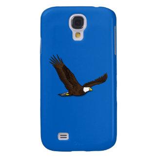 Eagle in Flight Galaxy S4 Case