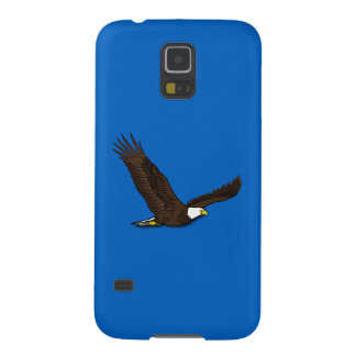 Eagle in Flight Galaxy S5 Covers