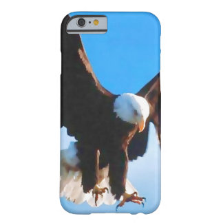 Eagle in Flight iPhone 6 Case