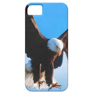 Eagle in Flight iPhone SE/5/5s Case