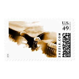 Eagle in Flight Postage